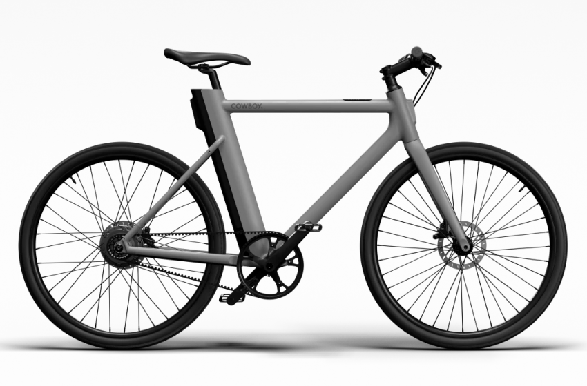 Akıllı elektrikli bisiklette devrim: The Cowboy 3