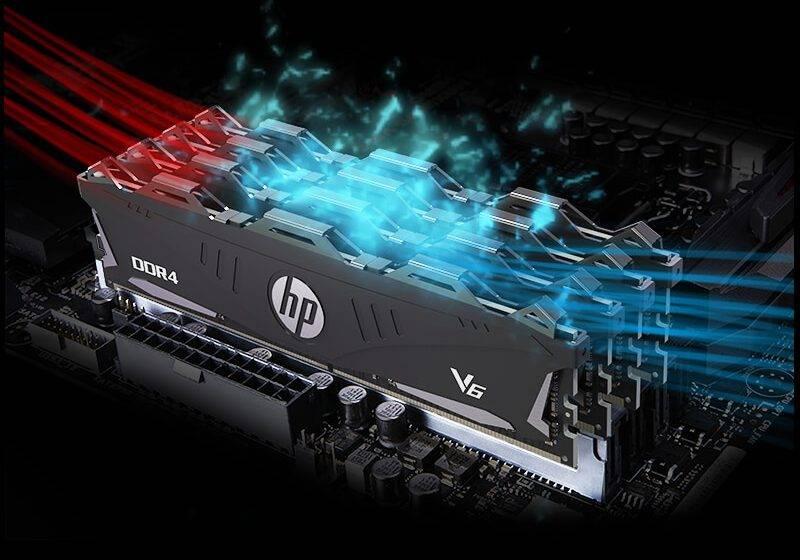 HP DRAM V6 otomatik overclock yapıyor