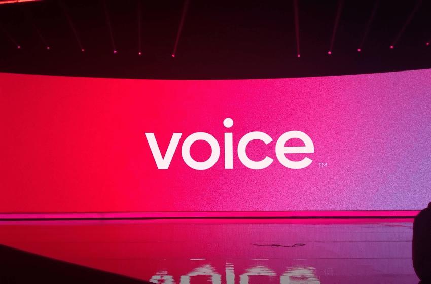 Voice sosyal medya uygulaması tüm dünyaya açılıyor