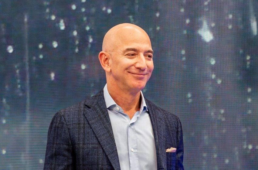 Jeff Bezos, servetini bir günde en fazla arttıran isim oldu