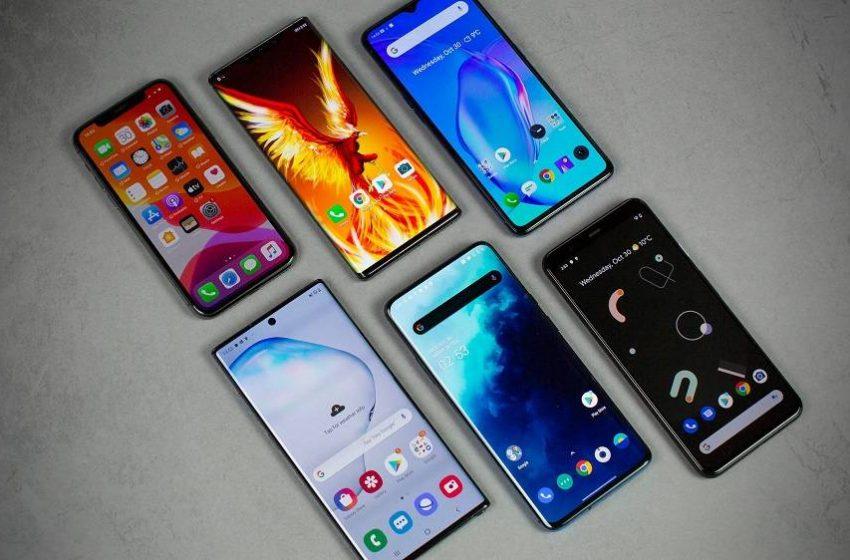 AnTuTu'ya göre Haziran ayının en hızlı telefonları