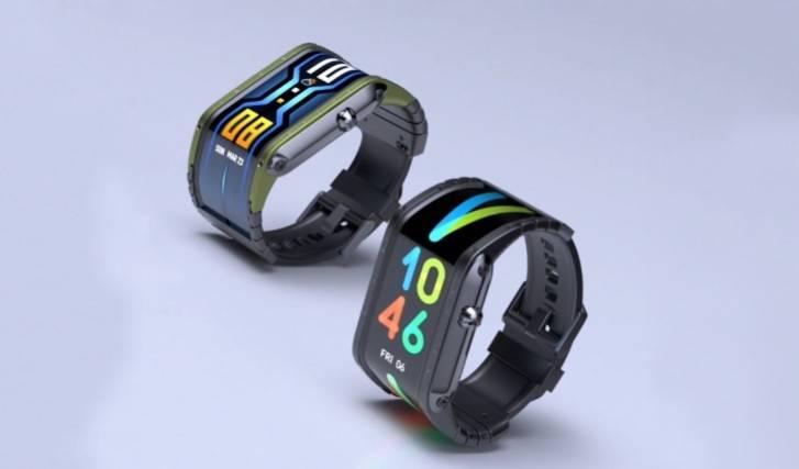 Kavisli ekrana sahip akıllı saat Nubia Watch tanıtıldı!