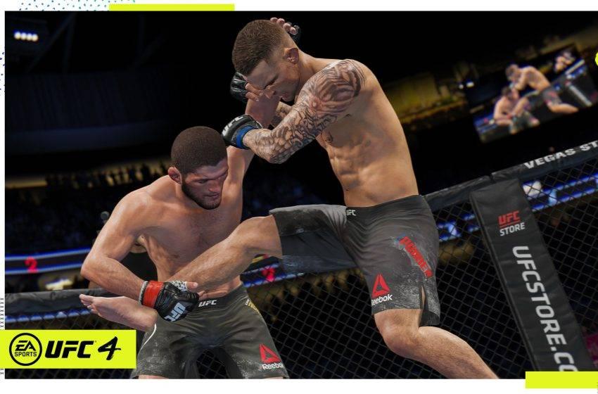 EA Sports UFC 4 oyununun çıkış tarihini ve fragmanını yayınladı