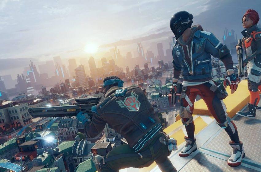 Ubisoft yeni Battle Royale oyununu tanıttı: Hyper Scape