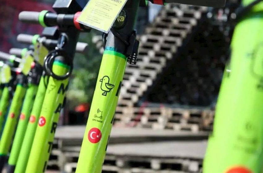 MARTI elektrikli scooter 25 milyon dolarlık yatırım aldı