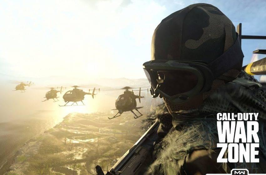 Call of Duty: Warzone 5. sezon fragmanı yayınlandı