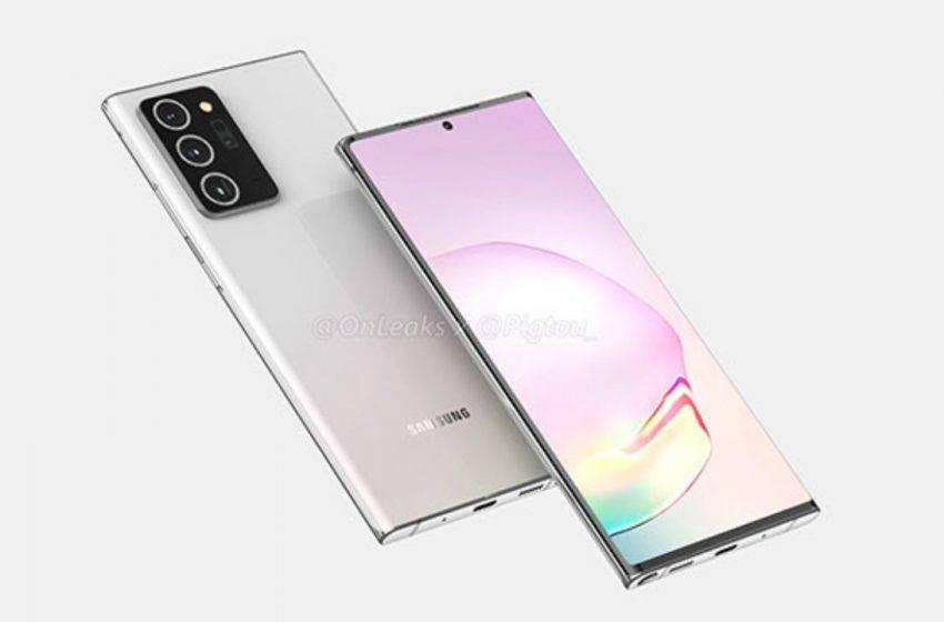 Samsung Galaxy Note 20 serisinin fiyatı sızdırıldı