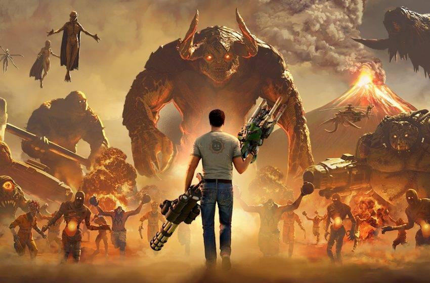 Serious Sam 4 oynanış fragmanı nihayet yayınlandı