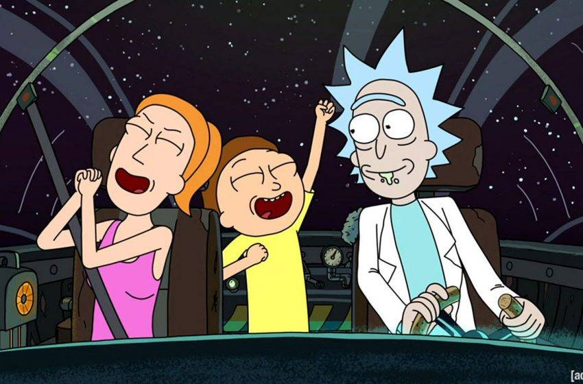 Rick and Morty 5. sezonu ilk görüntüleri yayınlandı