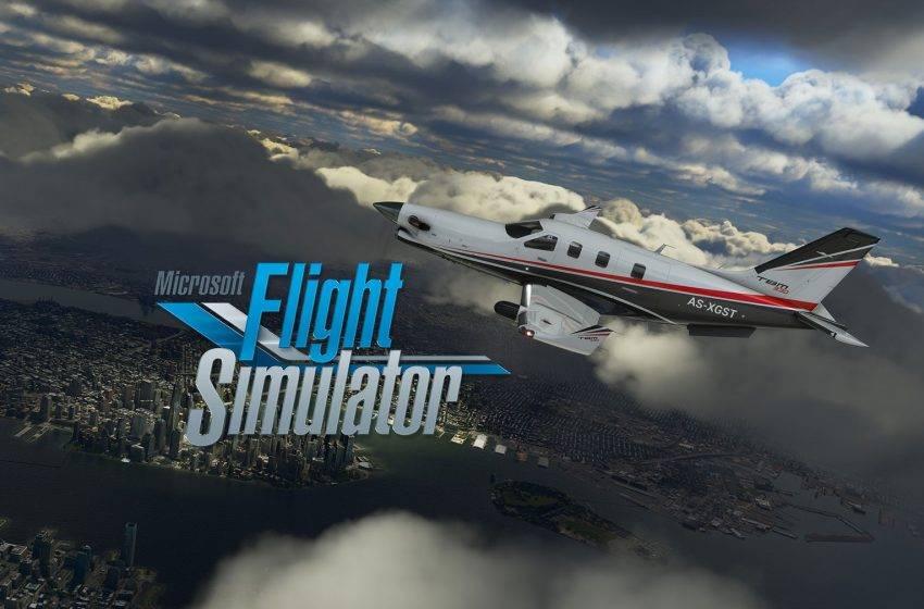 Microsoft Flight Simulator 2020 için VR müjdesi