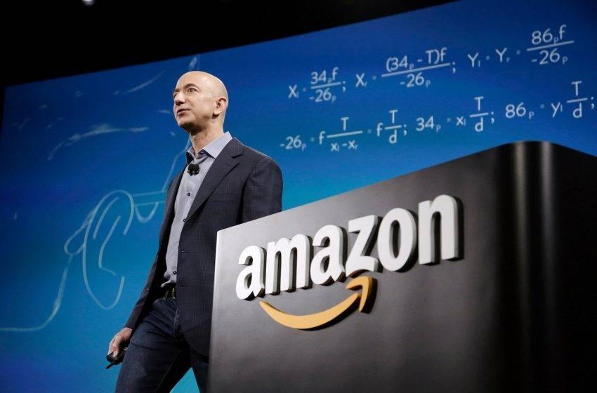 Amazon hisseleri 3 bin doları aştı! Bezos 4 günde 6 milyar dolar kazandı