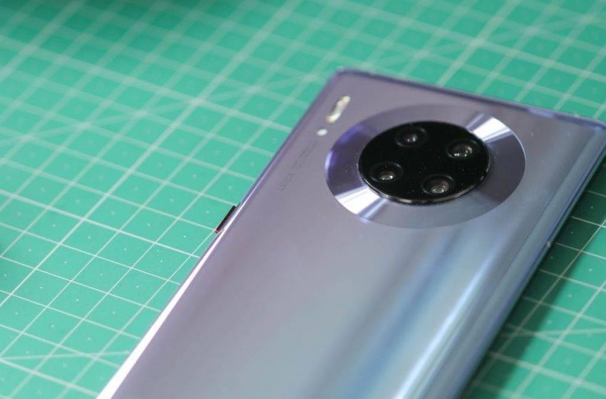Huawei Mate 40 serisi hızlı şarj değeriyle çıtayı iyice yükseltti