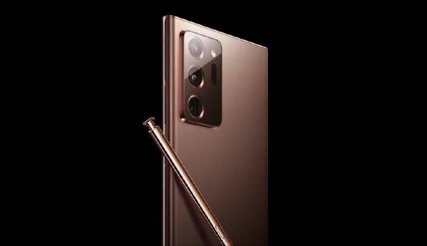 Samsung Galaxy Note 20 serisinin resmi tanıtım videosu sızdı