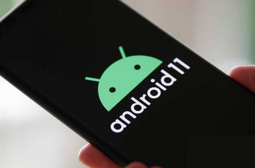 Android 11 ismi belli oldu!