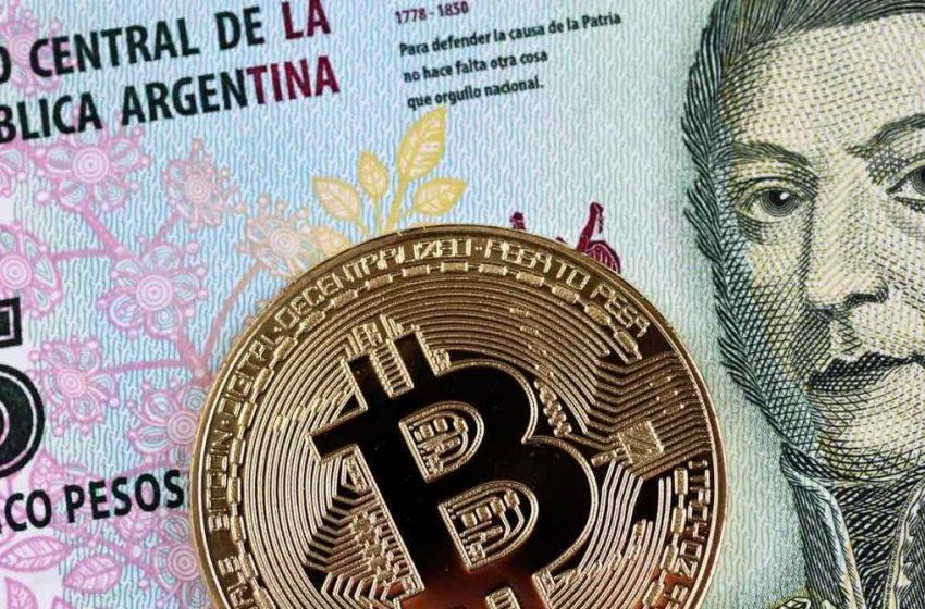 Arjantin kuruşu 1 satoshi ile eşitlendi