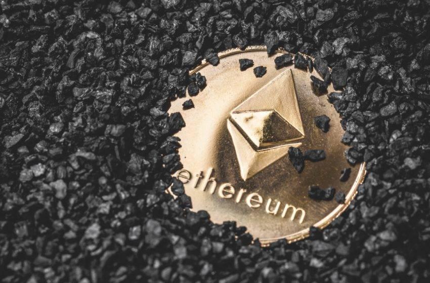 Ethereum işlem ücretleri artıyor