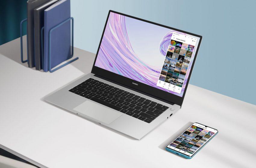 Huawei MateBook D Ryzen sızdırıldı
