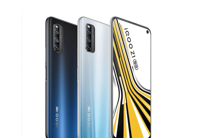 IQOO Z1x 5G tanıtıldı! İşte fiyatı ve özellikleri