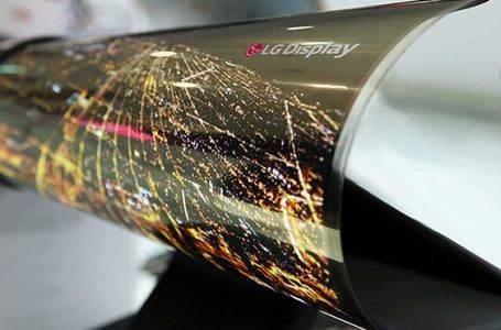 LG yeni katlanabilir telefonu için hızlı davranıyor