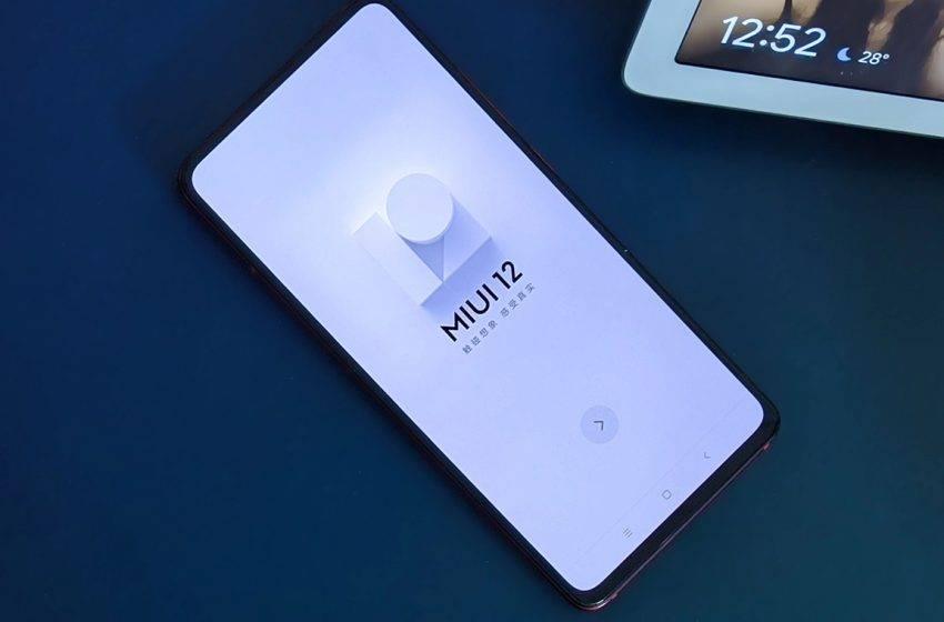 MIUI 12 alacak Xiaomi ve Redmi telefonlar!