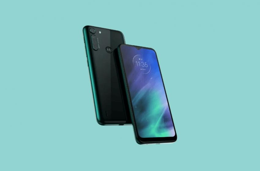 Motorola One Fusion tanıtıldı! İşte özellikleri