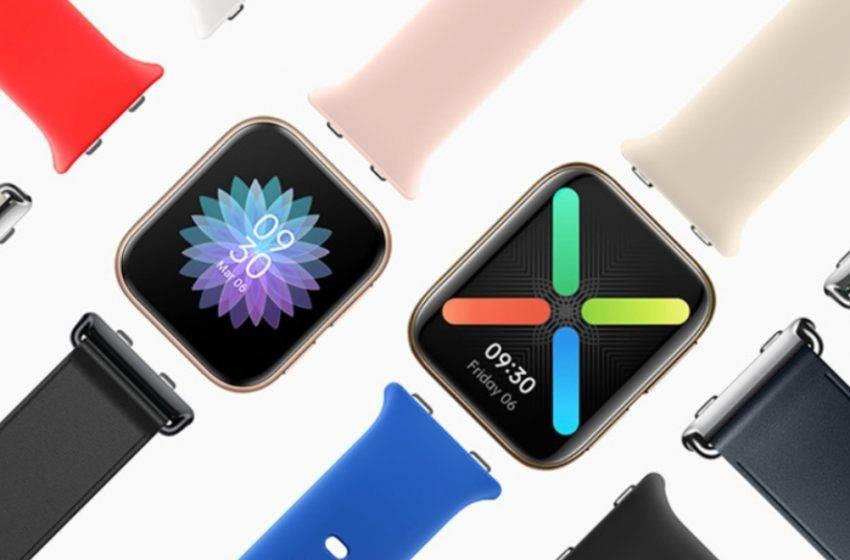 Oppo Watch Türkiye fiyatı belli oldu
