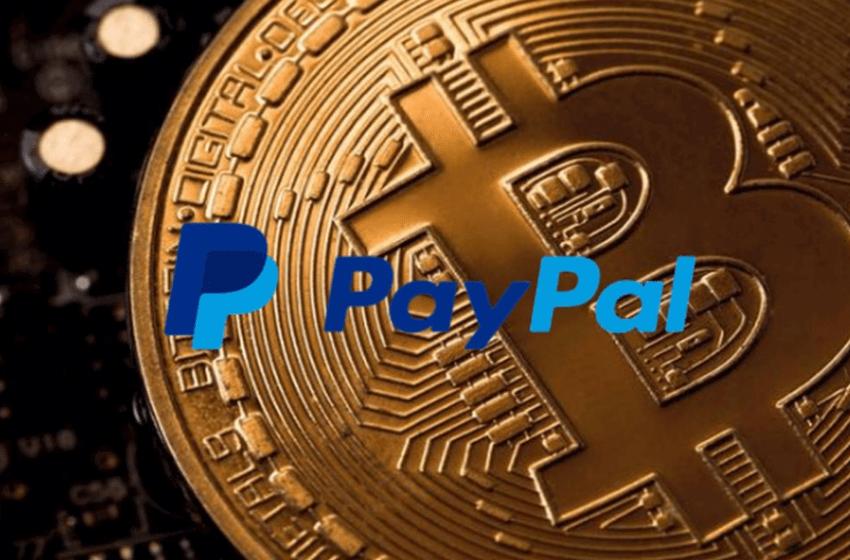 PayPal kripto para piyasasına giriş yapıyor
