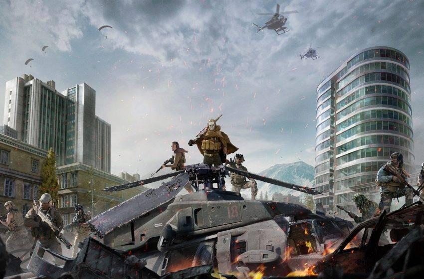 Call of Duty: Warzone 5. sezon içerikleri video ile yayınlandı