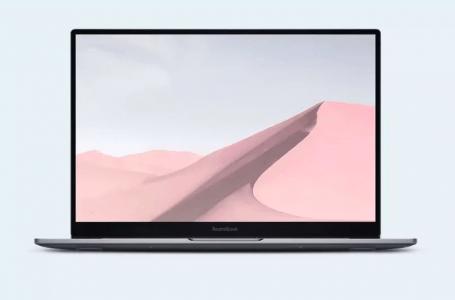 RedmiBook Air 13 piyasaya sürülüyor