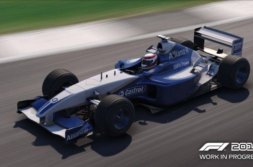 F1 2018 ücretsiz olarak Humble Bundle'da dağıtılıyor