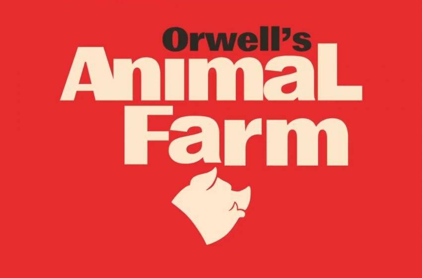 George Orwell'ın Hayvan Çiftliği romanı oyun oluyor