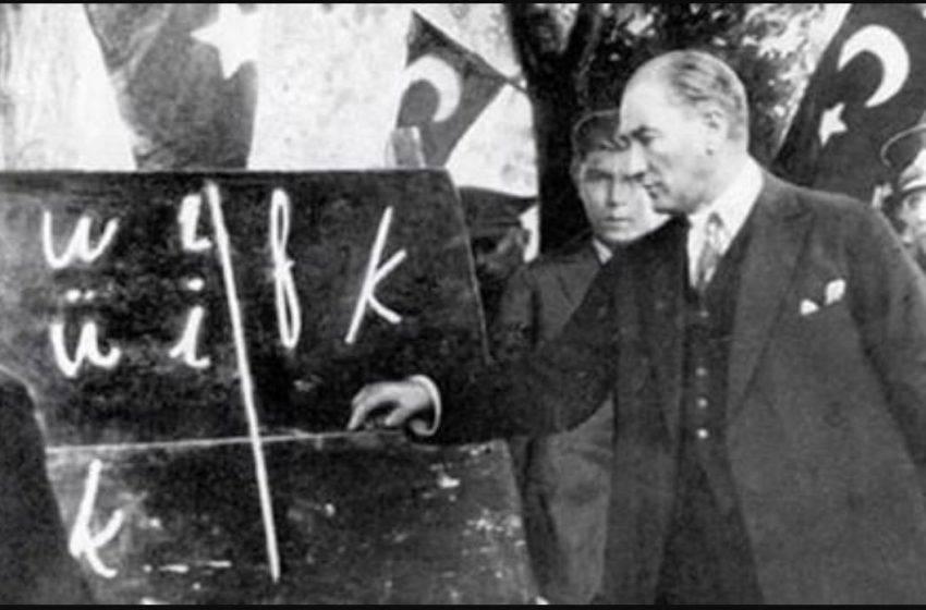 Atatürk'ün bilime ve teknolojiye verdiği önem