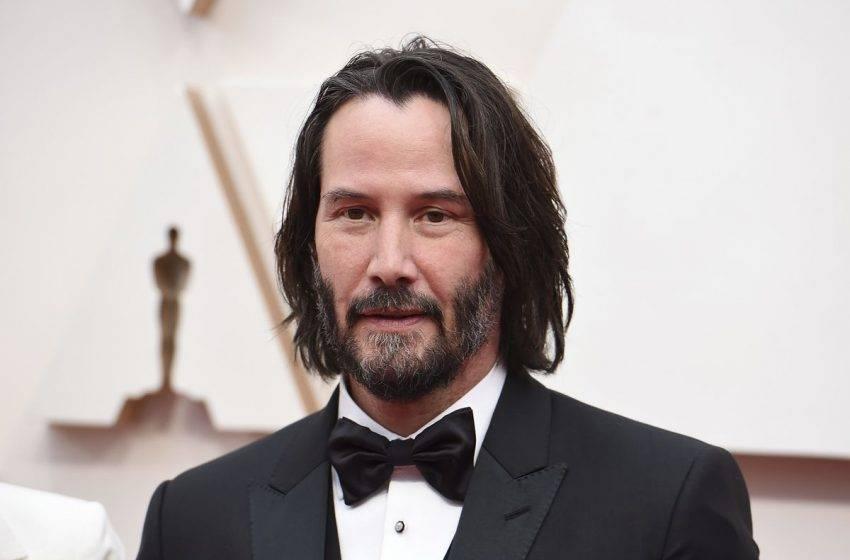 Keanu Reeves Matrix 4 için mutlu eden bir açıklama yaptı