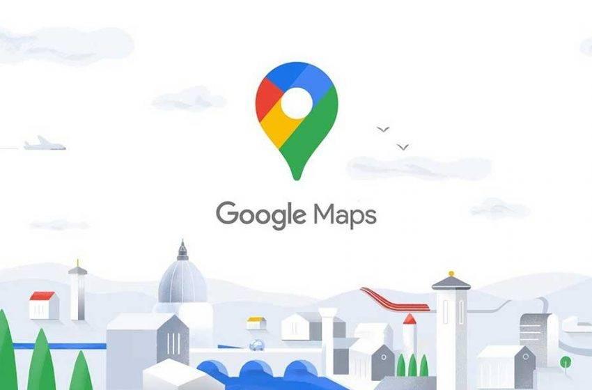 Google Maps tasarımı güncellendi