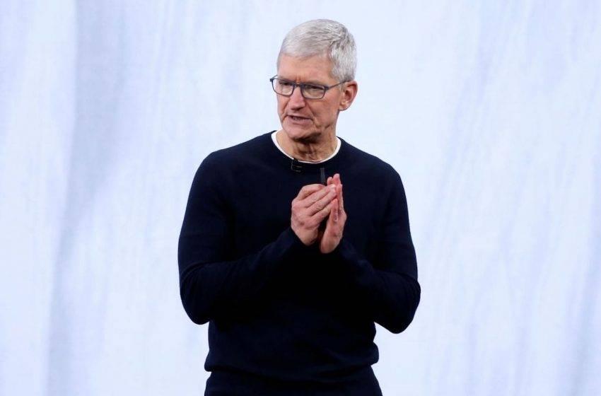 Tim Cook Apple hisselerini satıyor
