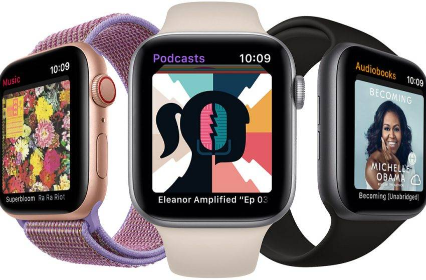 Uygun fiyatlı Apple Watch gelebilir: Apple Watch SE