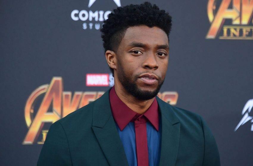 Black Panther başrolü Chadwick Boseman hayatını kaybetti