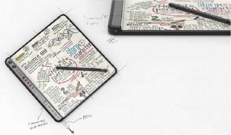 Huawei yeni bir katlanabilir akıllı telefon patenti aldı