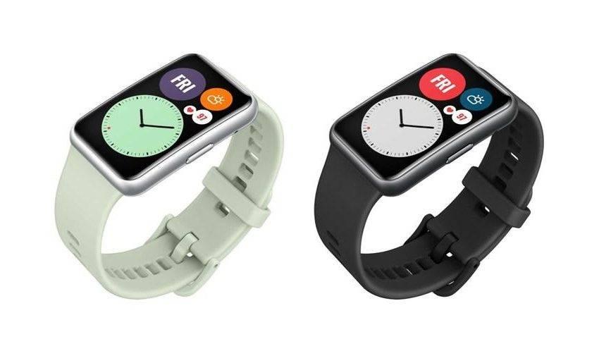 Huawei Watch Fit sızdırıldı! İşte fiyatı
