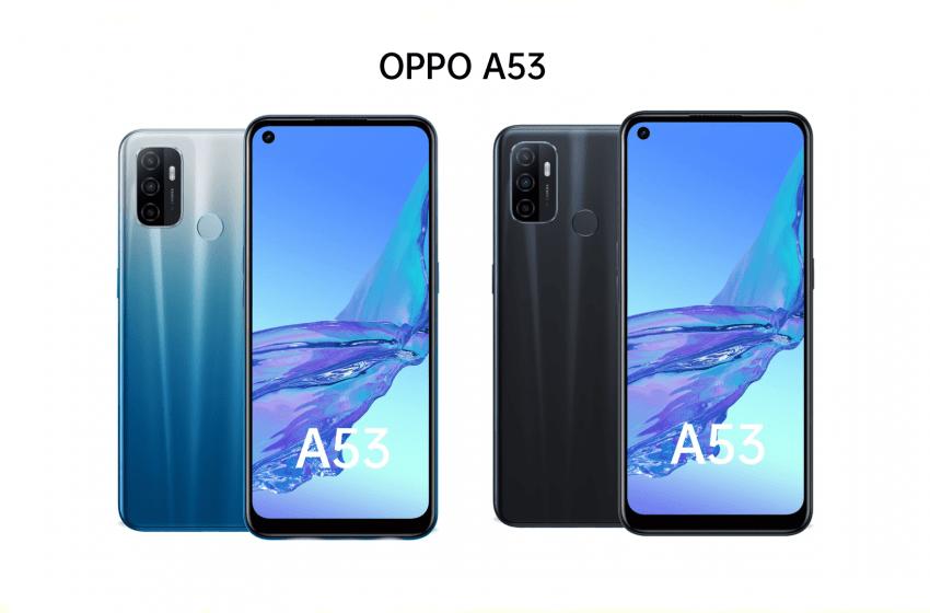 Oppo A53 tanıtıldı! İşte fiyatı ve özellikleri