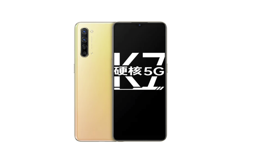 Oppo K7 5G tanıtıldı! İşte fiyatı ve özellikleri