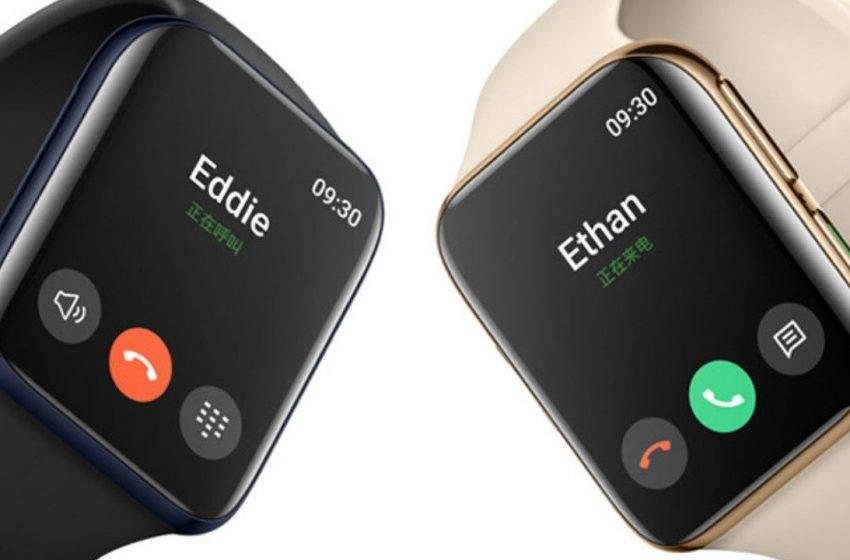 Oppo Watch tanıtıldı! İşte fiyatı ve özellikleri