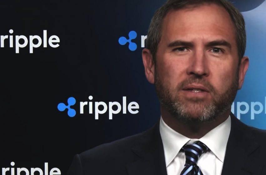Ripple CEO'sunun hedefinde Amazon gibi büyümek var