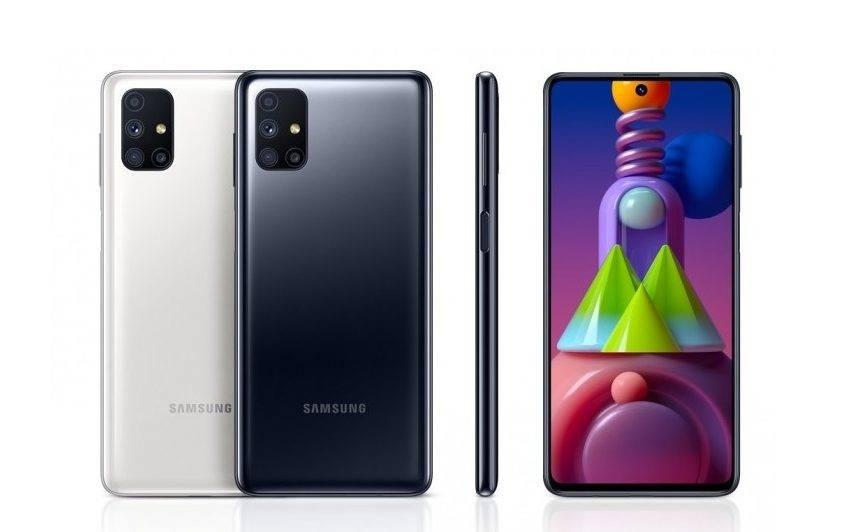 7.000 mAh bataryalı Samsung Galaxy M51 tanıtıldı