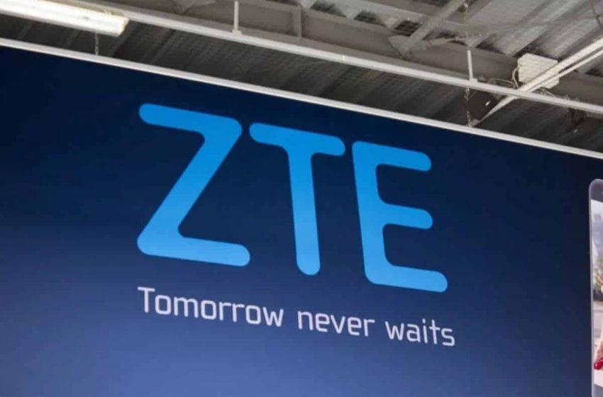 ZTE ekran altı kameraya sahip akıllı telefonu duyurabilir