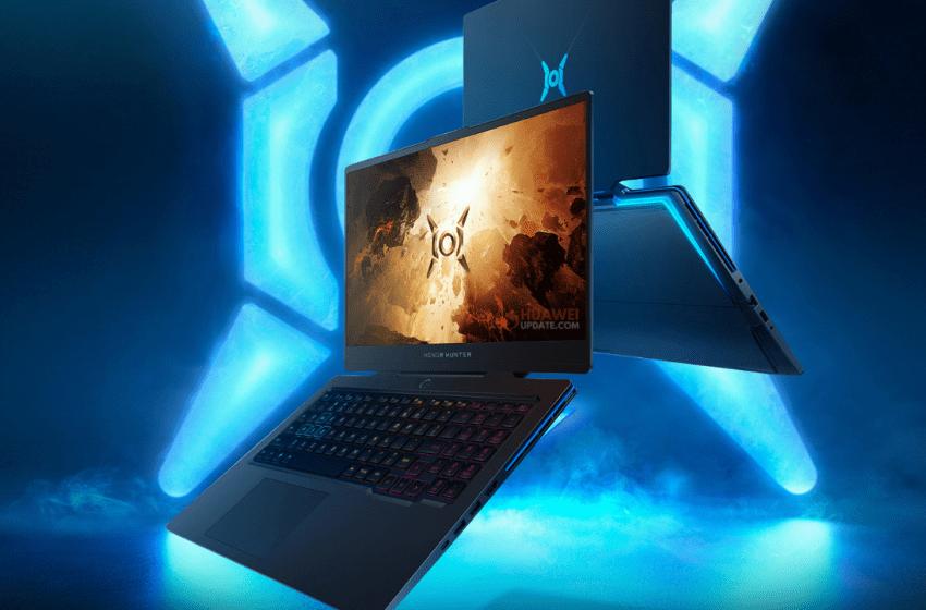 Honor ilk oyuncu bilgisayarını tanıttı: Hunter V700