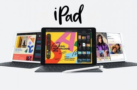 8. nesil iPad tanıtıldı! İşte özellikleri ve fiyatı