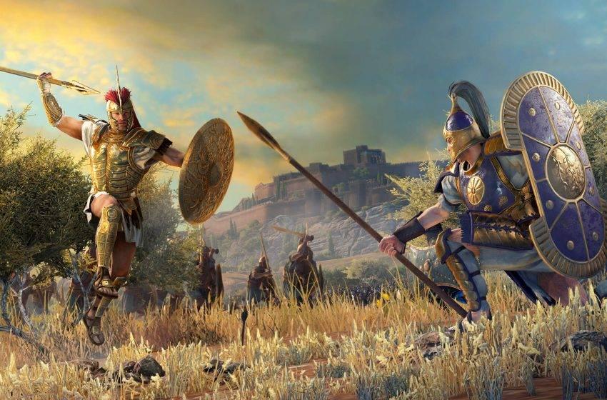 A Total War Saga: Troy Amazons DLC'si Epic Store'da ücretsiz