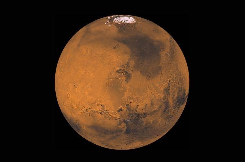 NASA ilk insanlı uçuşta Mars'a neler göndereceğini açıkladı