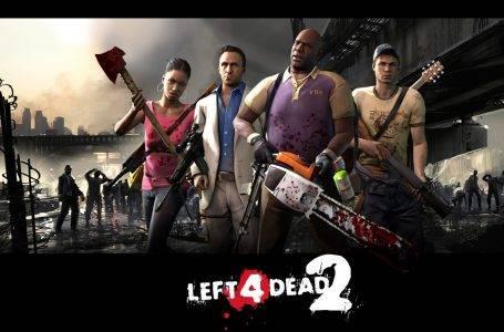 Left 4 Dead 2 yıllar sonra güncelleme aldı